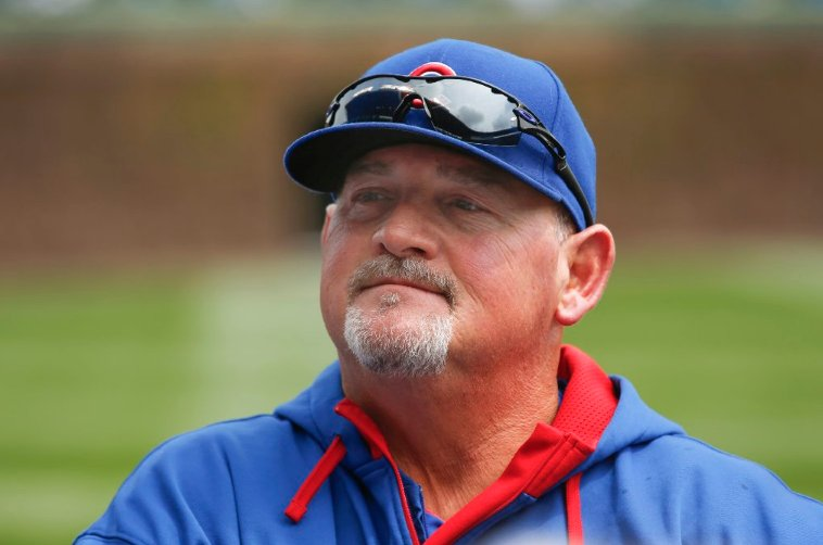 Cubs reportedly fire longtime pitching coach Chris Bosio