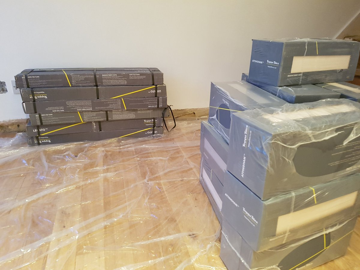 test Twitter Media - Collection day for #Tiles #bathroom @toppstiles and only took 2 trips with a #lowrider car #heavy now just waiting on delayed @Duravit bath☹ https://t.co/SSUvuDiEgb