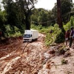 18 rescued after bus gets stuck during floods in Turkana