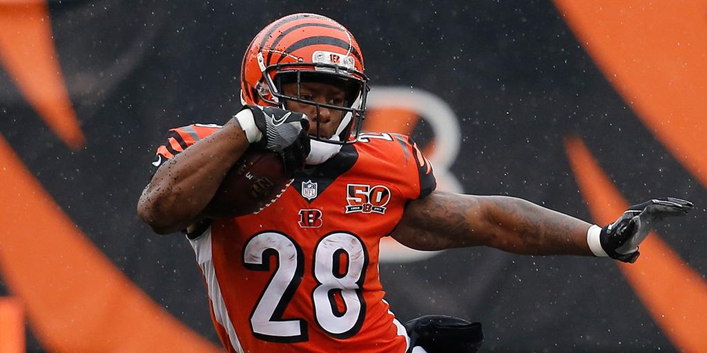 🚀A RB with upside in Week 7🚀  According to MattFranchise, this guy has plenty of it https://t.co/hUXxN99g7E https://t.co/3Acnxh2Bil