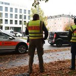 Knife wielding man arrested after 8 attacked in Munich