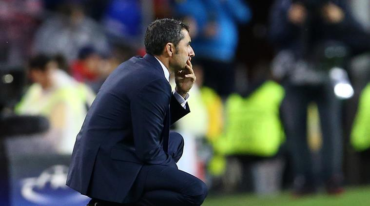 Lowly Malaga can still hurt high-flying Barcelona, says manager Ernesto Valverde