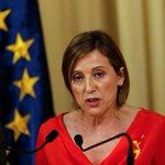 Spain conducting 'coup' in Catalonia: regional parliament speaker