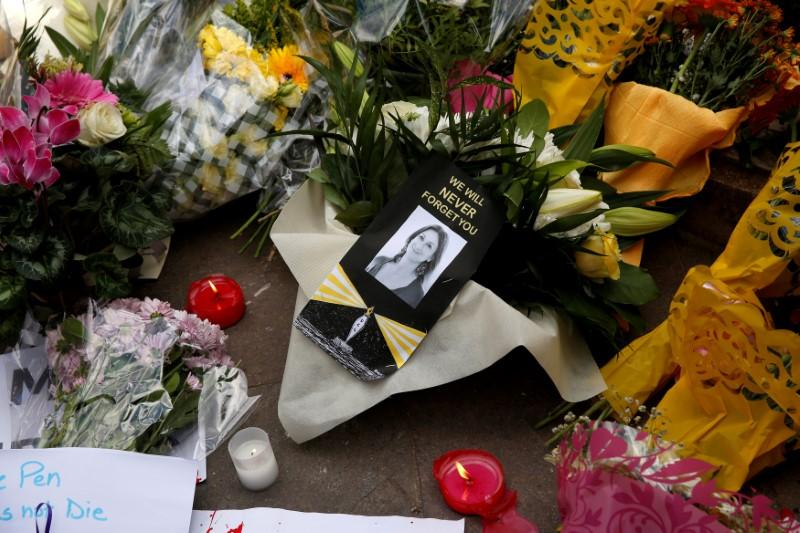 Malta offers 1 million-euro reward to find journalist's killers https://t.co/oIU7mLuggH https://t.co/IU0SsTup3C