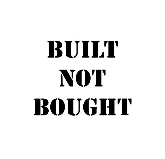 test Twitter Media - Built Not Bought Decal (#148) https://t.co/DR7tBbBGU6 via @amazon #builtnotbought #built #bought #custom #car #chevy #auto #ratrod #lowrider https://t.co/CxqnyPUf2F