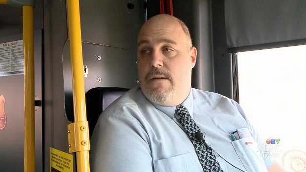 Ottawa transit driver drops 60 lbs, earns a spot on college basketball team