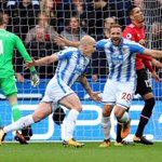 EPL: Huddersfield living the dream after sinking Manchester United