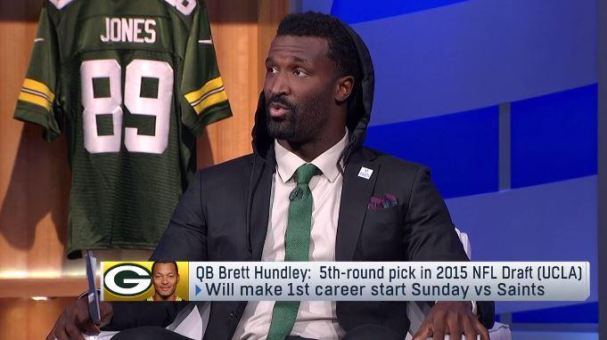 'He's ready. He's been behind 12.'  @89JonesNTAF on @bretthundley7 ��: https://t.co/JmVHqdaH98   #GoPackGo https://t.co/nhJhe96wjr