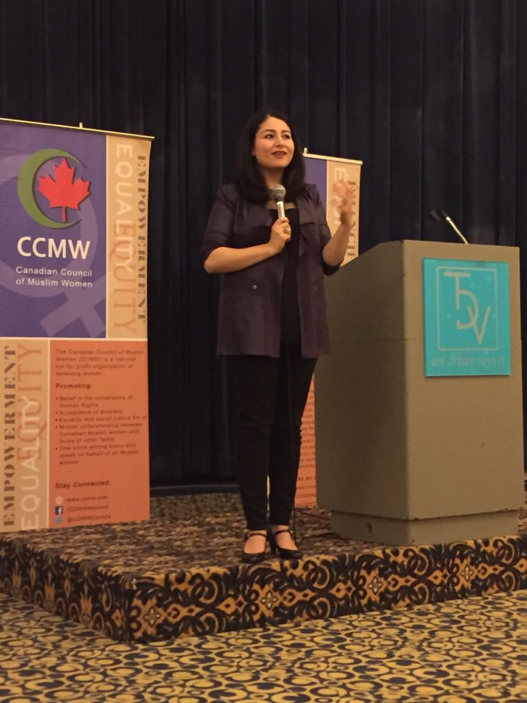 Happy to be with @CCMWtoronto this evening. https://t.co/al8xnNm2fA