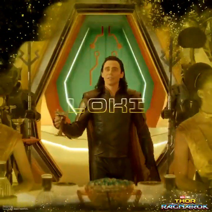 The God of Mischief is back. Get your tickets to #ThorRagnarok now: https://t.co/3WKtgYAp6T https://t.co/eHrNYhSHWX