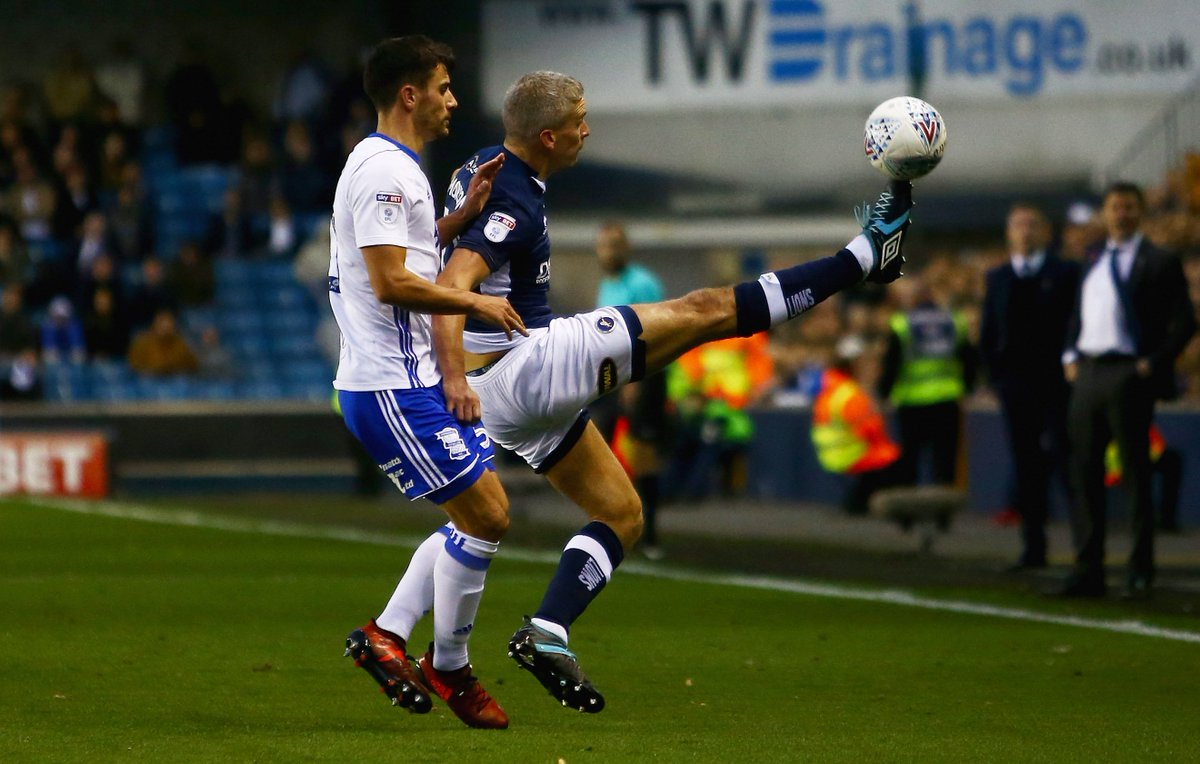 REPORT: Steve Morison inspires Millwall win over Birmingham https://t.co/V3dGMjAOLe https://t.co/upehUU4IYz
