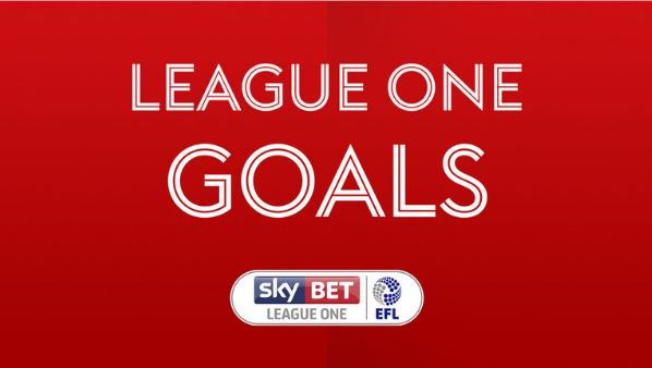 Watch League One goals NOW! Highlights from all of Saturday's matches right here https://t.co/vGTj35mjvg https://t.co/xF2cPNFFC7