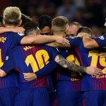 Barca roll on calmly amidst Catalan chaos