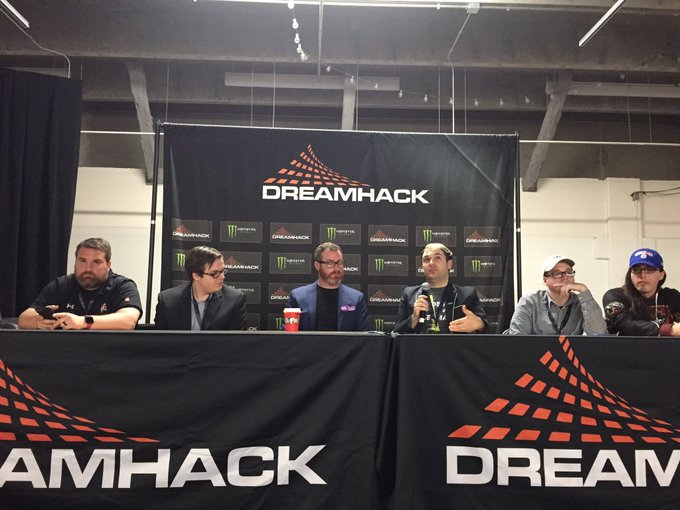 RT @Dhimms_eSports: Sitting in for the college #esports hearing from the likes of #csl at #DreamhackDenver https://t.co/IAOjUMAfPr