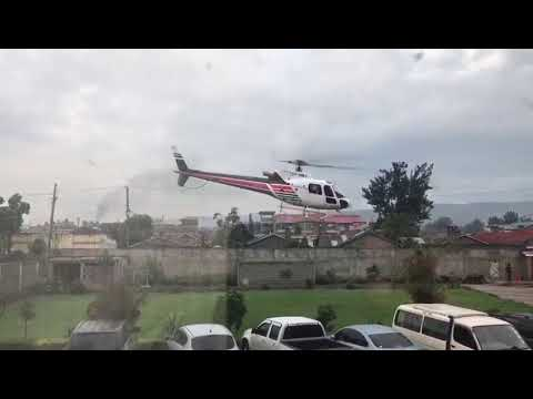 KENYA List Of Names Of The 5 Feared Dead Occupants Of President Uhuru's Private Chopper That Crashed