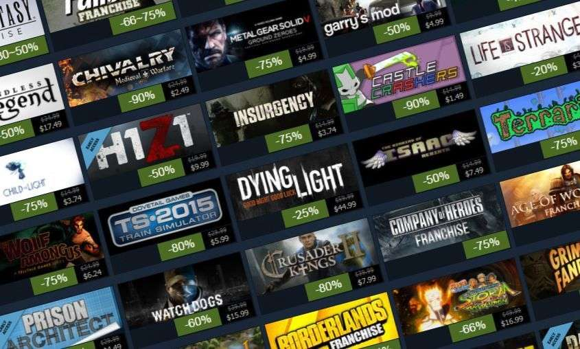Steam Holiday Sale dates leaked for Halloween, Black Friday, and Winter https://t.co/GrcDEjto0F https://t.co/vV7oLRmeIM