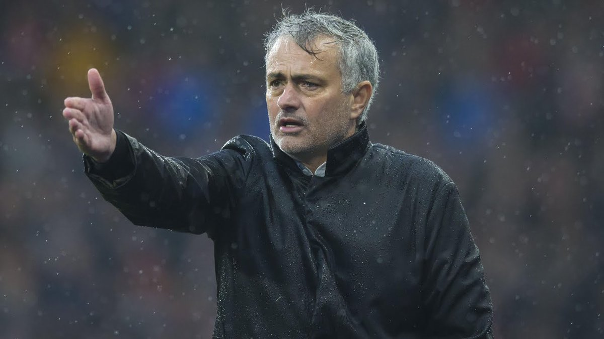 Mourinho questions Manchester United attitude after loss to Huddersfield