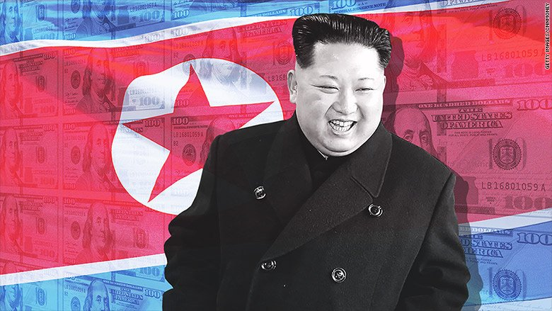 The US is preparing for North Korea's