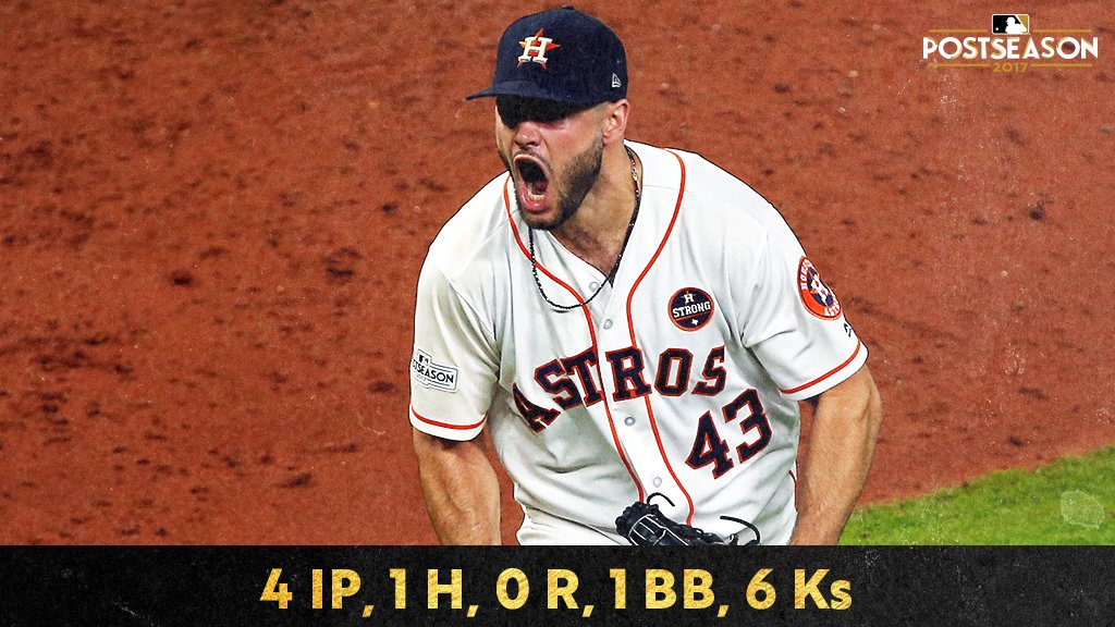 #Game7 is a time to step up.@LMcCullers43 knows. #CLINCHED