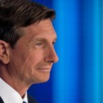 Slovenians vote at presidential election