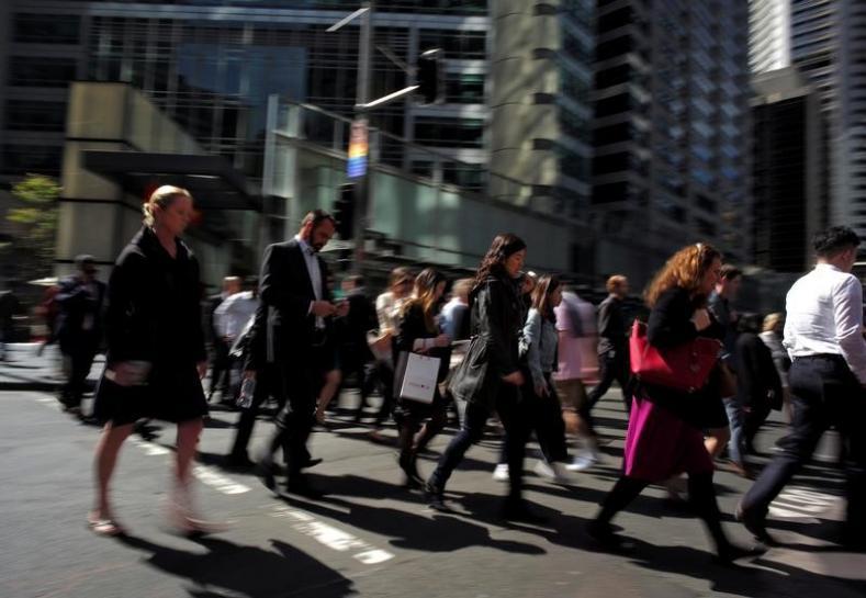Women the mystery ingredient in Australia's jobs feast https://t.co/SMoMzCoMCu https://t.co/pYhyEBmpVL