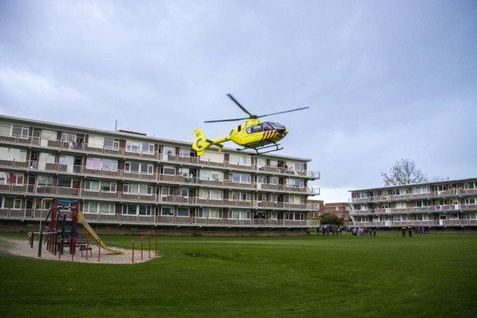 Inzet traumahelikopter voor medische noodsituatie Vlaardingen https://t.co/paptMTEzEy https://t.co/V36pYl1X3H