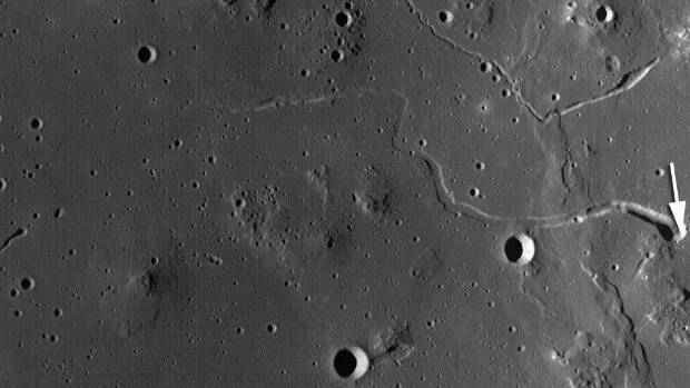 There's a large cave on the moon and it could be the perfect place for a colony