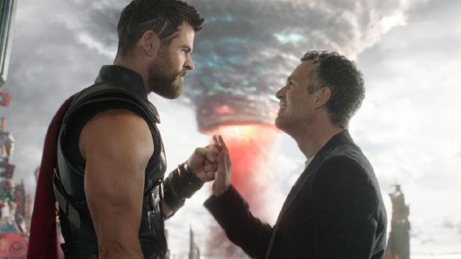 Thor: Ragnarok is best Marvel movie yet