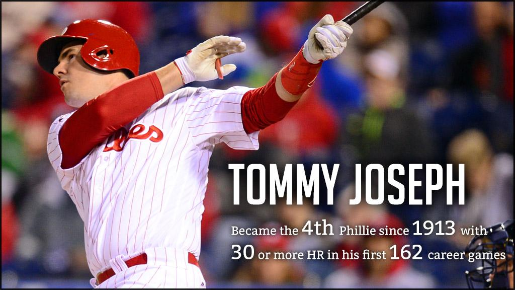 The long ball has been a big part of Tommy's young career. https://t.co/agYyltZQ4X