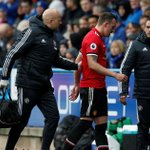 Manchester United injuries: Who's out, what's wrong and when are they back as Phil Jones joins lengthy list