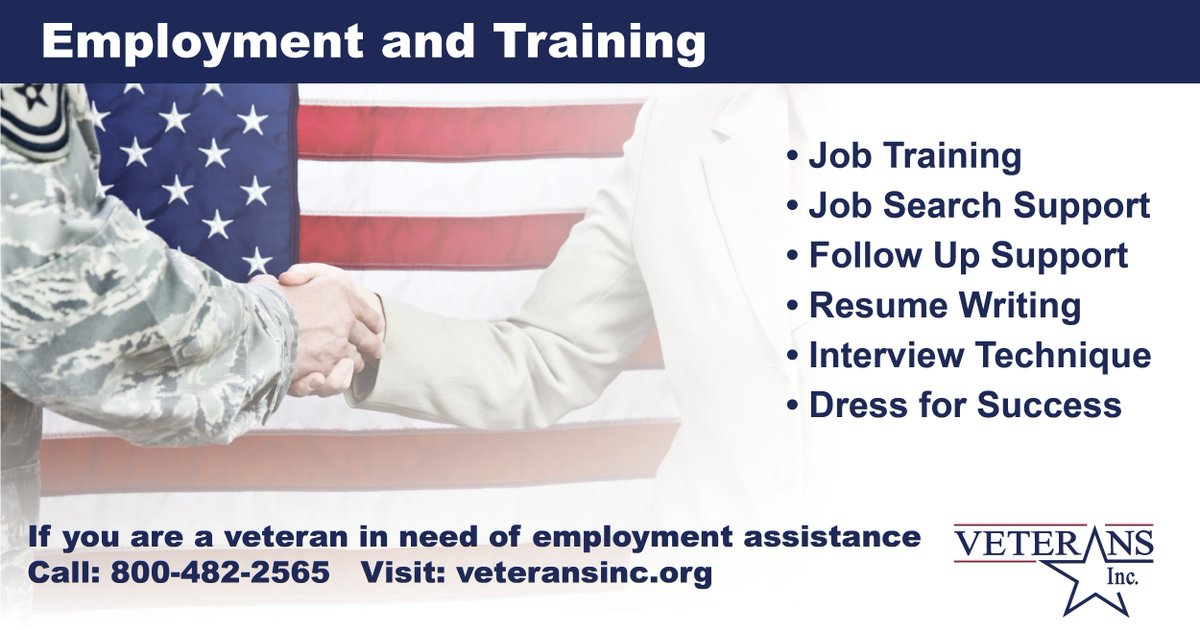 Resume writing service for veterans
