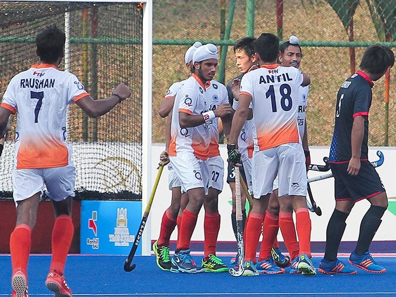 India juniors beat Japan 3-2 in Sultan of Johor Cup opener #SOJC2017via @toisports