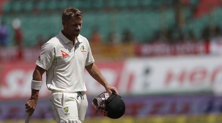Probably regret some of the words I used during the week: DavidWarner