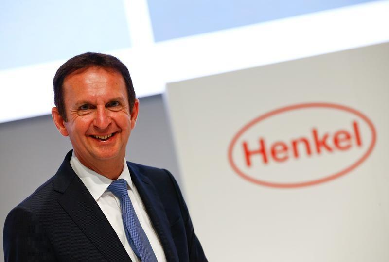Henkel may make U.S. acquisitions: CEO in newspaper https://t.co/zfTxPWZFJX https://t.co/FvUlhl3rs6