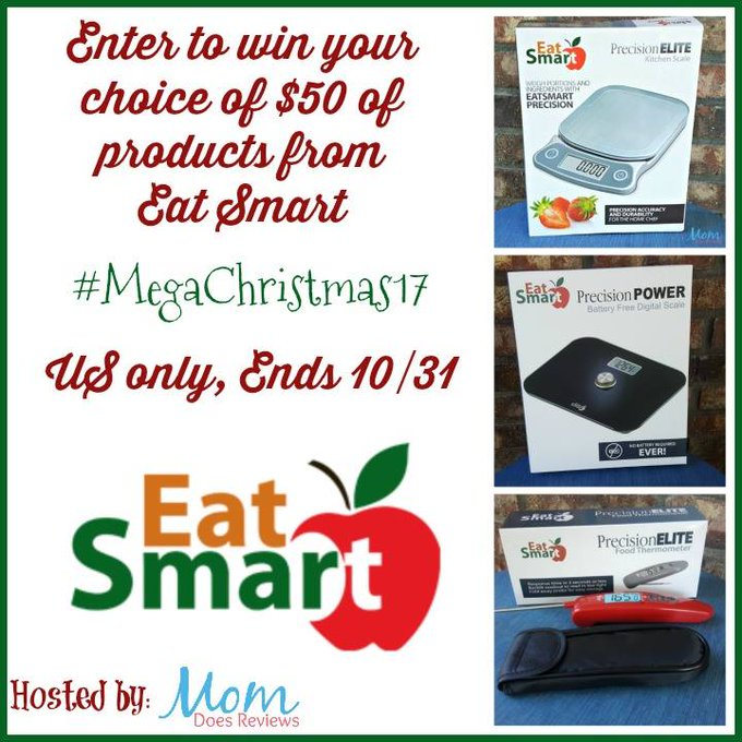 $50 of Products from Eat Smart-1-US-Ends 10/31