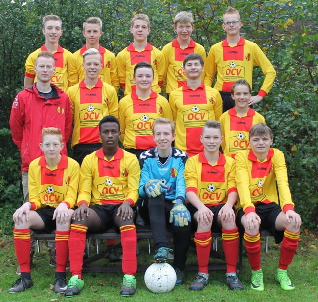 test Twitter Media - Nieuw teamfoto op de website. Het team van @janwaninge, JO17-1 dat gisteren met 4-5 won van V.V. Ruinerwold JO17-1 https://t.co/AEUEhfkUDe