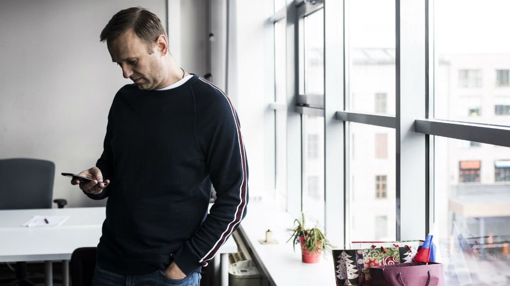Russia's jailed opposition leader Navalny released after 20 days