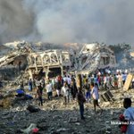 Deadliest ever bombing highlights Somalia's weakness