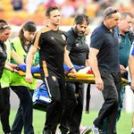 Gruesome Ronald Vargas injury sours Newcastle Jets' win over Brisbane Roar