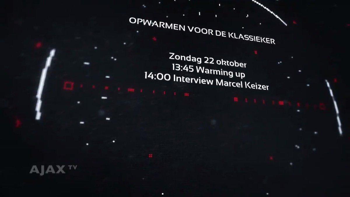 Nu LIVE op YouTube ➡️ Warming-up & interview Marcel Keizer! 📣  👉 https://t.co/SN3Dc9F6l6 👈  #Klassieker #feyaja https://t.co/IWrvU9aiGj