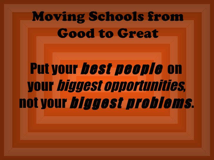 RT @mdmetan: what do you think are our biggest opportunities? #whatisschool #G2Great https://t.co/Rhi06fN1ei