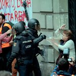 'Beelden politiegeweld Catalonië deels nep'