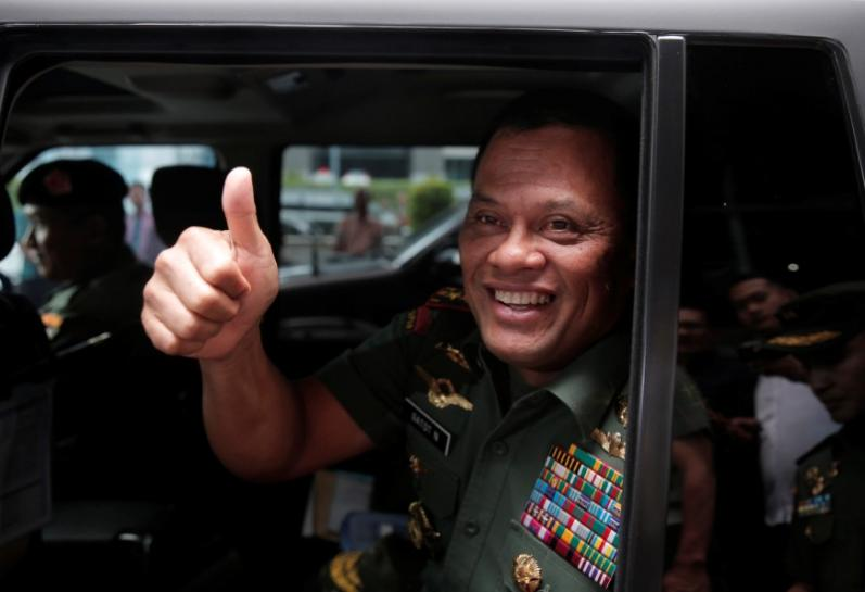 Indonesia demands answers after military chief denied U.S. entry