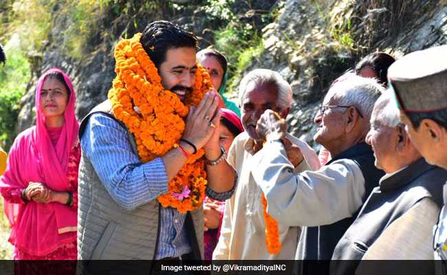 Virbhadra Singh's son gets Congress ticket in final Himachal polls list