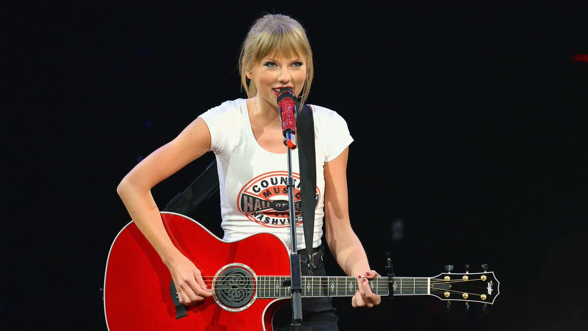 Rare 2012 Interview With Taylor Swift Reveals How Love Inspired Red
