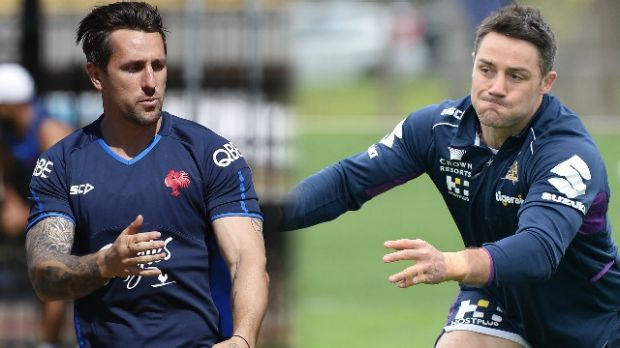 Steve Roach blasts Sydney Roosters for insulting silence on Mitchell Pearce's future