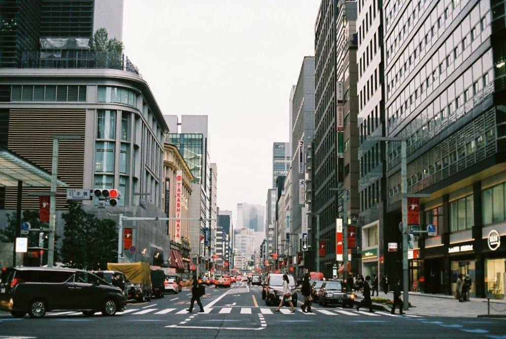 #street #photography #filmcamera #nihonbashi #tokyo https://t.co/Vz7CfSHsaO