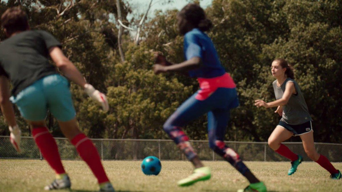 EXCLUSIVE SNEAK PEEK! Goal-kicking new comedy drama Mustangs FC