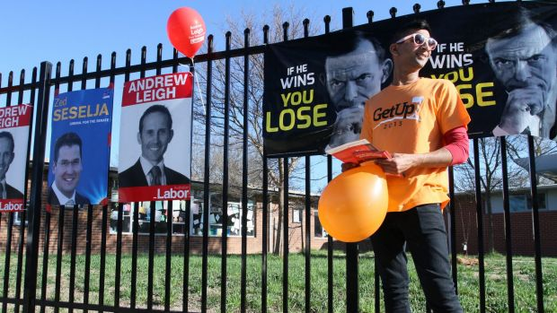 Activist group GetUp! readies for court battle against Coalition investigation