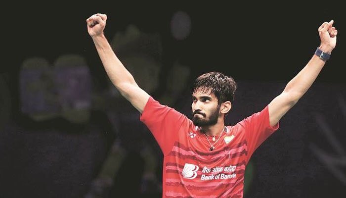 Many Congratulations on winning the #DenmarkOpenSS title, @srikidambi�� Champion effort�� https://t.co/gjzxa4AC9h
